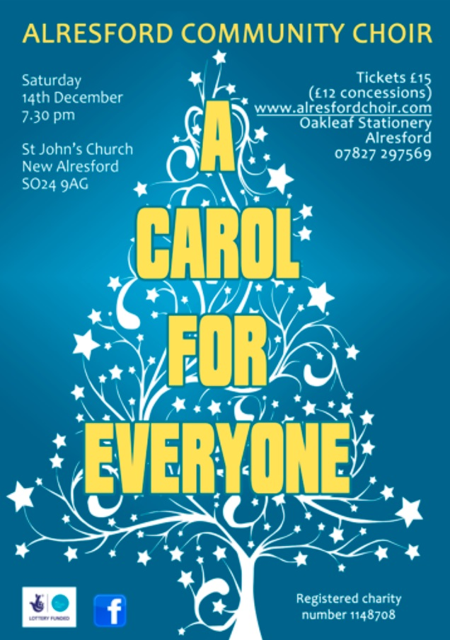 A Carol for Everyone @ St John's Church, Alresford